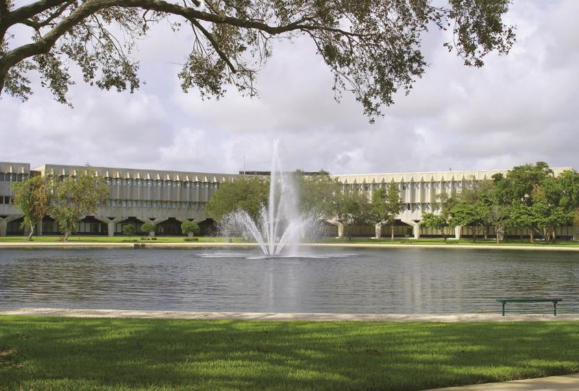Boca Raton Campus & Online Division
